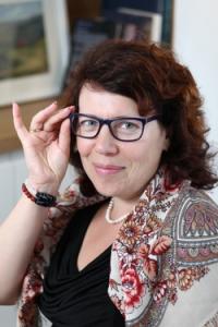 Fairytale therapist Elizaveta Haustova (10 November 2018)