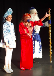 2018-2019 Christmas and New Year celebrations at the school