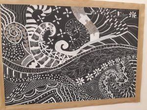 Выставка художественных работ «Морские истории»