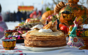 Maslenitsa festivities (29 February 2020)