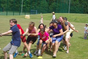 The Sports Day at CRS